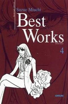 Copertina SUZUE MIUCHI BEST WORKS n.4 - SUZUE MIUCHI BEST WORKS 4, STAR COMICS