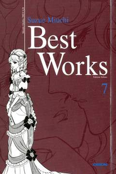 Copertina SUZUE MIUCHI BEST WORKS n.7 - SUZUE MIUCHI BEST WORKS 7, STAR COMICS