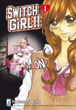 Copertina SWITCH GIRL!! n.1 - SWITCH GIRL!! 1, STAR COMICS