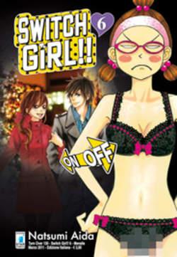 Copertina SWITCH GIRL!! n.6 - SWITCH GIRL!! 6, STAR COMICS