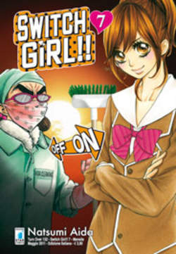 Copertina SWITCH GIRL!! n.7 - SWITCH GIRL!! 7, STAR COMICS