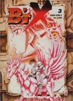Copertina B'T X n.3 - B'T X 3, STAR COMICS