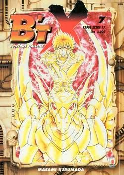 Copertina B'T X n.7 - B'T X 7, STAR COMICS
