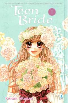 Copertina TEEN BRIDE n.1 - TEEN BRIDE 1, STAR COMICS
