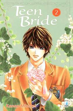 Copertina TEEN BRIDE n.2 - TEEN BRIDE 2	, STAR COMICS