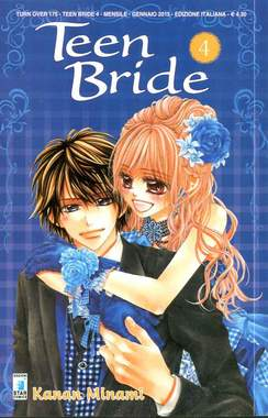 Copertina TEEN BRIDE n.4 - TEEN BRIDE 4, STAR COMICS