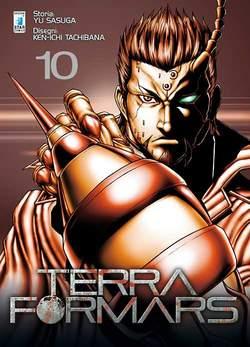 Copertina TERRA FORMARS n.10 - TERRA FORMARS 10, STAR COMICS