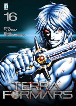 Copertina TERRA FORMARS n.16 - TERRA FORMARS 16, STAR COMICS