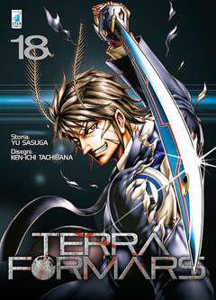 Copertina TERRA FORMARS n.18 - TERRA FORMARS 18, STAR COMICS
