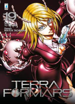 Copertina TERRA FORMARS n.19 - TERRA FORMARS 19, STAR COMICS