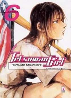 Copertina TETSUWAN GIRL n.6 - TETSUWAN GIRL 6, STAR COMICS