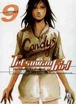 Copertina TETSUWAN GIRL n.9 - TETSUWAN GIRL 9, STAR COMICS