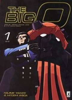 Copertina THE BIG O n.1 - THE BIG O 1, STAR COMICS