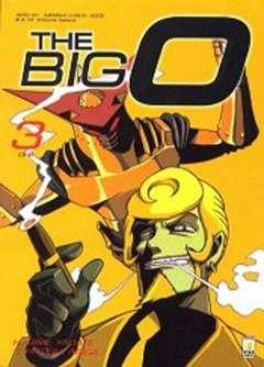 Copertina THE BIG O n.3 - THE BIG O 3, STAR COMICS