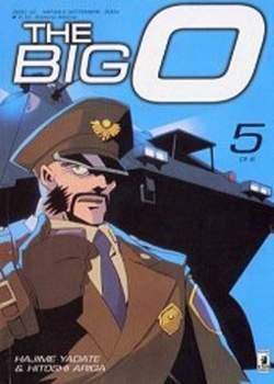 Copertina THE BIG O n.5 - THE BIG O 5, STAR COMICS