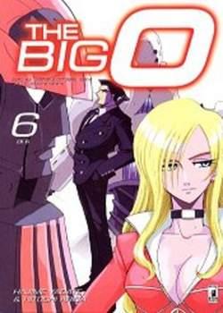 Copertina THE BIG O n.6 - THE BIG O 6, STAR COMICS