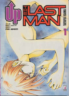 Copertina THE LAST MAN n.1 - THE LAST MAN 1, STAR COMICS