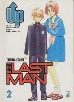 Copertina THE LAST MAN n.2 - THE LAST MAN 2, STAR COMICS