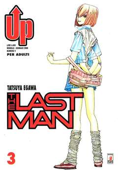 Copertina THE LAST MAN n.3 - THE LAST MAN 3, STAR COMICS