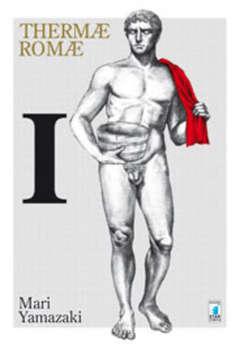 Copertina THERMAE ROMAE n.1 - THERMAE ROMAE 1, STAR COMICS