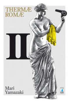 Copertina THERMAE ROMAE n.2 - THERMAE ROMAE 2, STAR COMICS