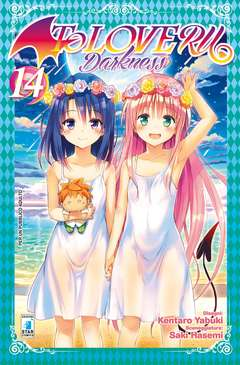 Copertina TO LOVE RU DARKNESS n.14 - TO LOVE-RU DARKNESS, STAR COMICS