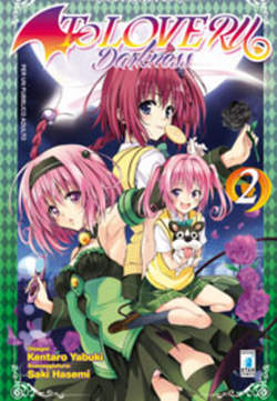 Copertina TO LOVE RU DARKNESS n.2 - DARKNESS, STAR COMICS