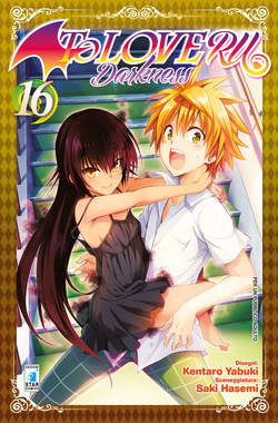 Copertina TO LOVE-RU DARKNESS (m18) n.16 - TO LOVE-RU DARKNESS, STAR COMICS
