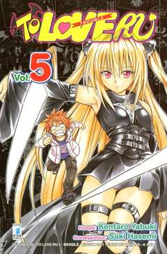 Copertina TO LOVE RU n.5 - TO LOVE RU 5 (m18), STAR COMICS
