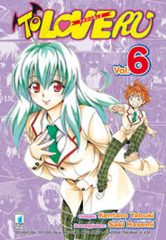 Copertina TO LOVE RU n.6 - TO LOVE RU 6 (m18), STAR COMICS