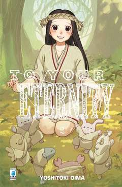 Copertina TO YOUR ETERNITY n.2 - TO YOUR ETERNITY 2, STAR COMICS