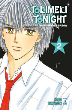 Copertina TOKIMEKI TONIGHT (m12) n.2 - RANSIE LA STREGA - New Edition, STAR COMICS
