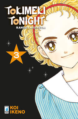 Copertina TOKIMEKI TONIGHT (m12) n.3 - RANSIE LA STREGA - New Edition, STAR COMICS