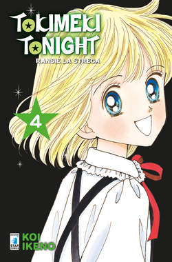 Copertina TOKIMEKI TONIGHT (m12) n.4 - RANSIE LA STREGA NEW EDITION, STAR COMICS
