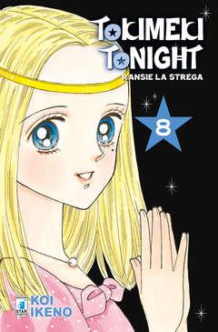 Copertina TOKIMEKI TONIGHT (m12) n.8 - RANSIE LA STREGA, STAR COMICS