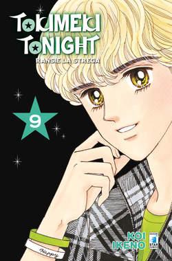 Copertina TOKIMEKI TONIGHT (m12) n.9 - RANSIE LA STREGA, STAR COMICS