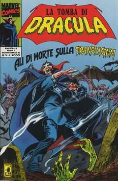 Copertina TOMBA DI DRACULA n.5 - LA TOMBA DI DRACULA          5, STAR COMICS