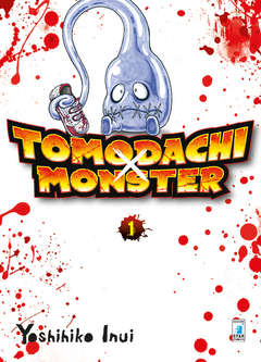 Copertina TOMODACHI X MONSTER n.1 - TOMODACHI X MONSTER 1 (m3), STAR COMICS