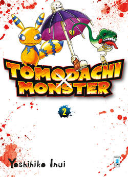 Copertina TOMODACHI X MONSTER n.2 - TOMODACHI X MONSTER 2 (m3), STAR COMICS