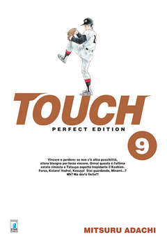 Copertina TOUCH PERFECT EDITION (m12) n.9 - TOUCH PERFECT EDITION, STAR COMICS