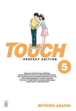 Copertina TOUCH PERFECT EDITION n.5 - TOUCH PERFECT EDITION (m12), STAR COMICS