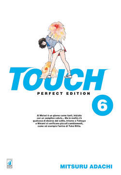 Copertina TOUCH PERFECT EDITION n.6 - TOUCH PERFECT EDITION (m12), STAR COMICS
