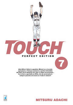 Copertina TOUCH PERFECT EDITION n.7 - TOUCH PERFECT EDITION, STAR COMICS
