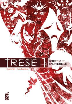 Copertina TRESE n.1 - TRESE 1, STAR COMICS