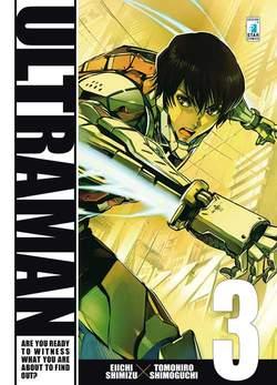 Copertina ULTRAMAN n.3 - ULTRAMAN 3, STAR COMICS