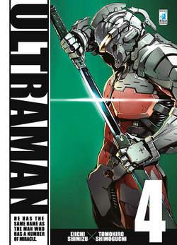 Copertina ULTRAMAN n.4 - ULTRAMAN 4, STAR COMICS
