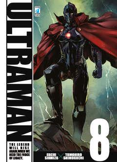 Copertina ULTRAMAN n.8 - ULTRAMAN 8, STAR COMICS