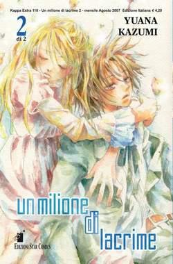 Copertina UN MILIONE DI LACRIME n.2 - UN MILIONE DI LACRIME 2 (m2), STAR COMICS