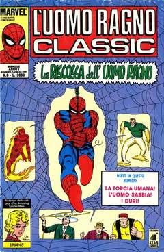 Copertina UOMO RAGNO CLASSIC n.6 - L'UOMO RAGNO CLASSIC         6, STAR COMICS