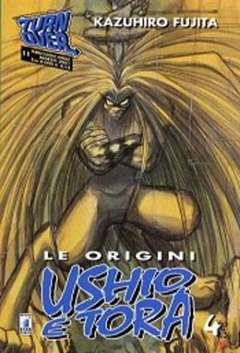 Copertina USHIO E TORA LE ORIGINI n.4 - USHIO E TORA LE ORIGINI 4, STAR COMICS